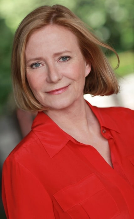 Eve Plumb as seen in her official headshot 2012