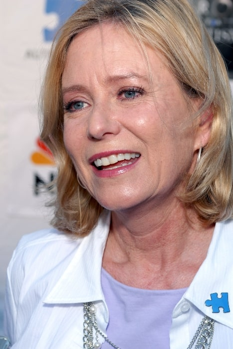 Eve Plumb as seen while attending 'Heroes For Autism' event at Avalon, Hollywood, California, United States on April 19, 2009