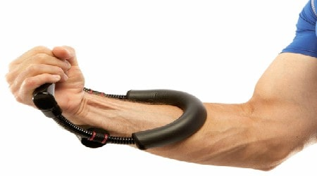 Fitsy Adjustable Wrist Exerciser Review