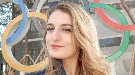 Gabriella Papadakis Height, Weight, Age, Body Statistics