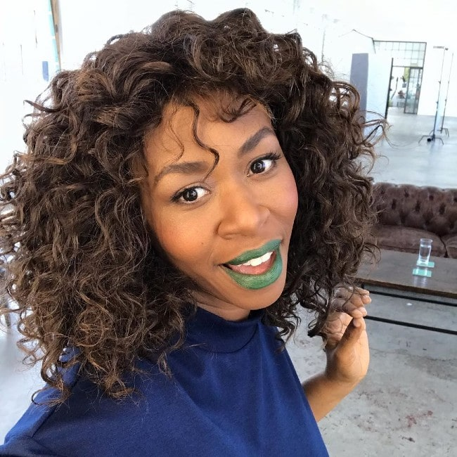 GloZell Green as seen in May 2019