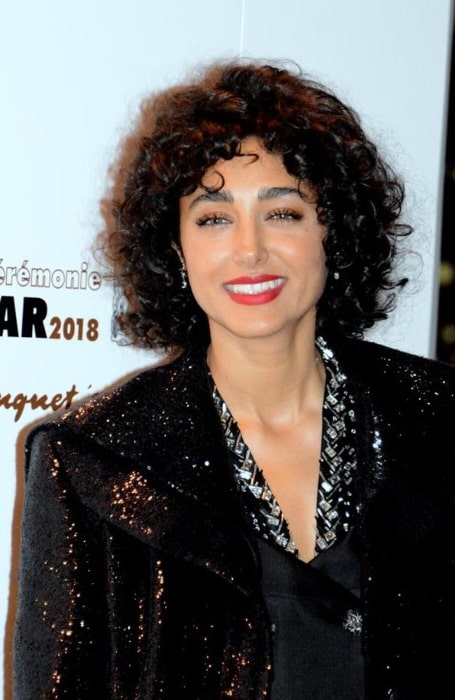 Golshifteh Farahani as seen while attending César Award in March 2018