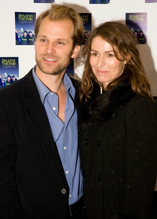 Helen Baxendale and David L. Williams as seen in 2010