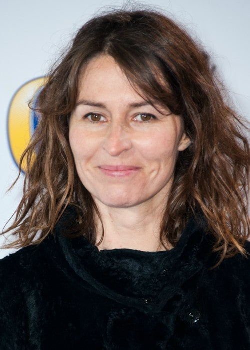 Helen Baxendale at the 2013 British Comedy Awards