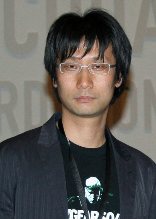 Hideo Kojima as seen in April 2007