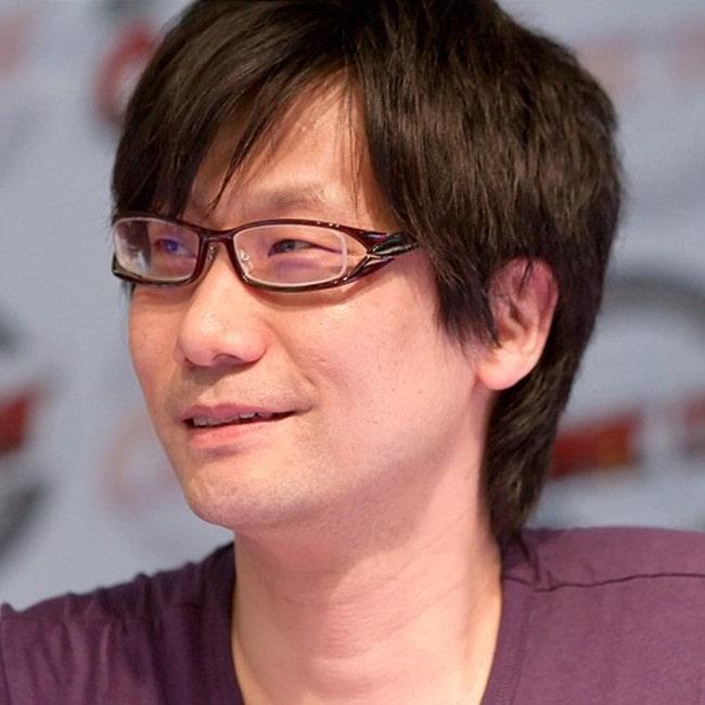 Hideo Kojima as seen in July 2010