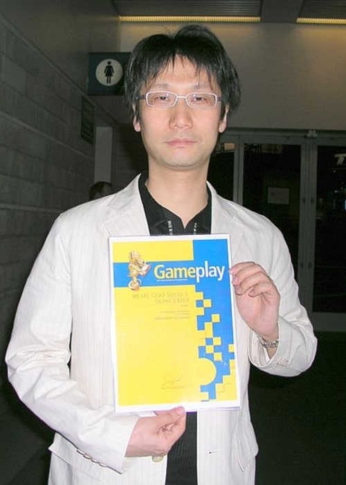 Hideo Kojima as seen in June 2007