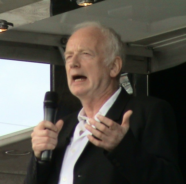 Ian McDiarmid as seen in July 2007