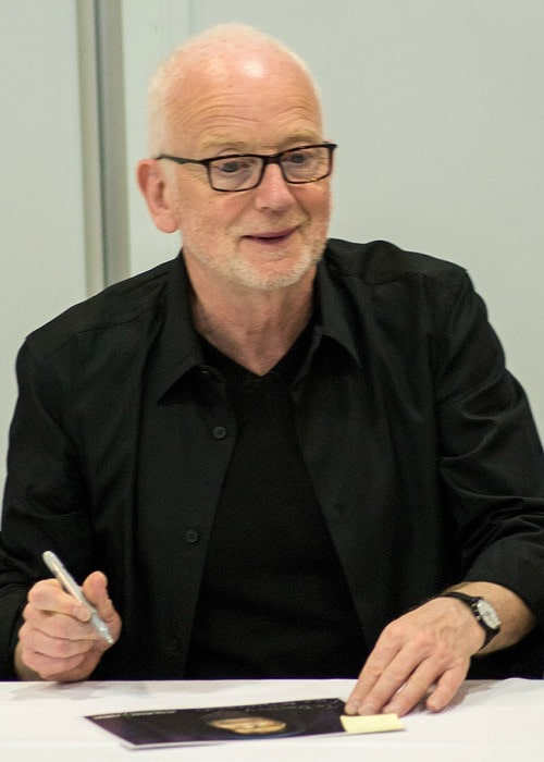 Ian McDiarmid at the Star Wars Celebration in July 2013