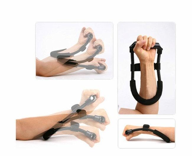 Ihuniu Power Wrist Exerciser Uses