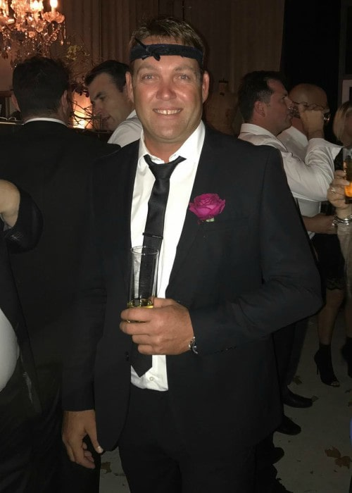 Jacques Kallis in an Instagram post as seen in July 2017