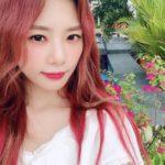 Jiu as seen in a selfie taken in March 2019