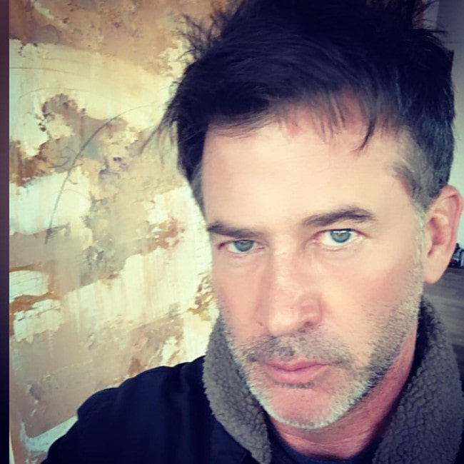 Joe Flanigan as seen in December 2019