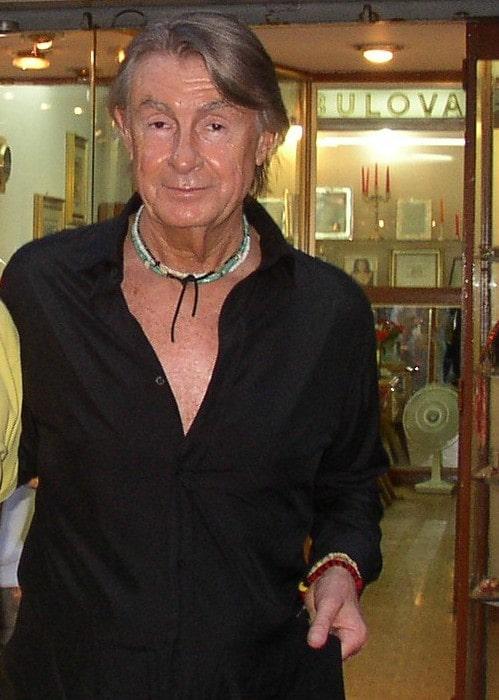 Joel Schumacher at Taormina Film Fest in 2003