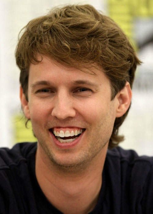 Jon Heder at the 2011 Comic Con in San Diego