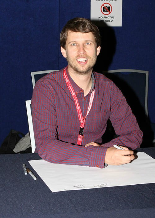 Jon Heder at the 2014 Supanova Pop Culture Expo