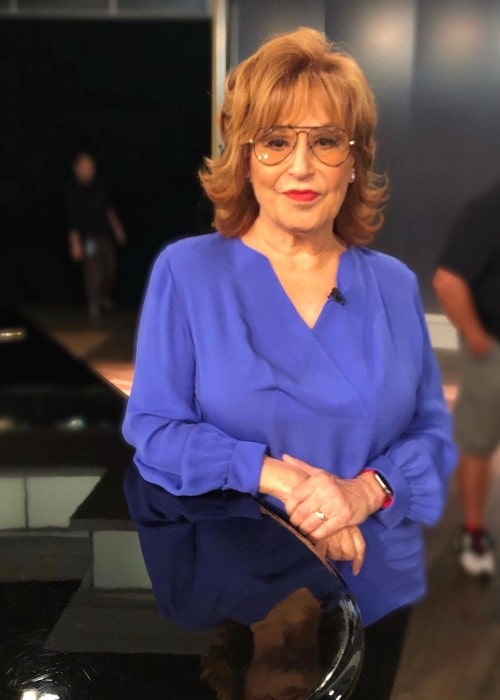 Joy Behar as seen July 2019