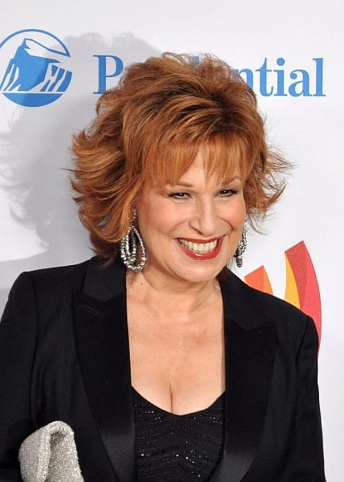 Joy Behar as seen March 2010