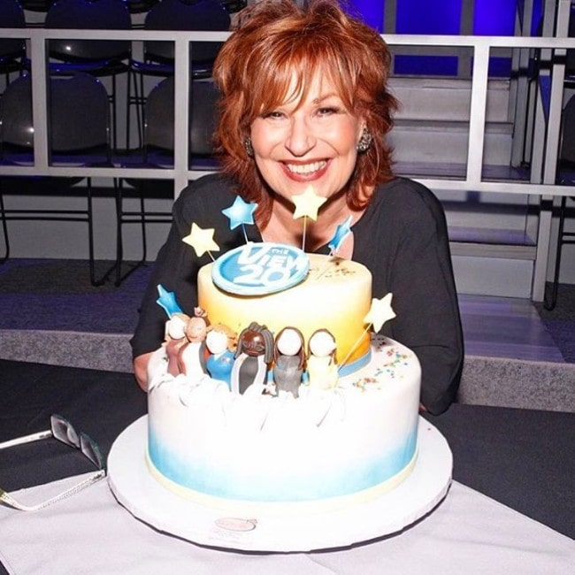 Joy Behar as seen September 2016