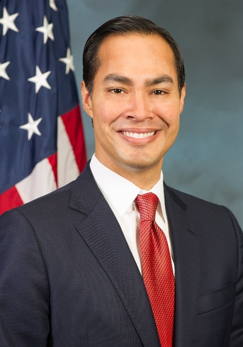 Julian Castro as seen in his Official HUD Portrait