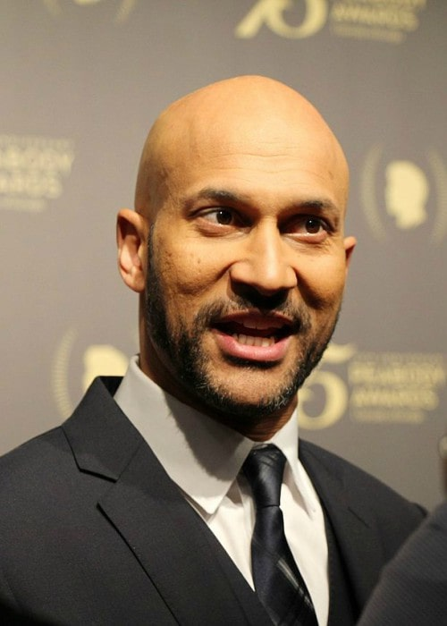 Keegan-Michael Key during an event in May 2016