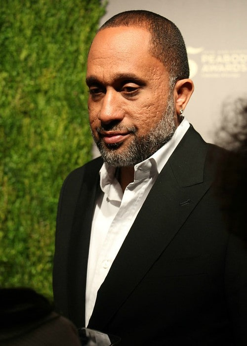 Kenya Barris during an event as seen in May 2016