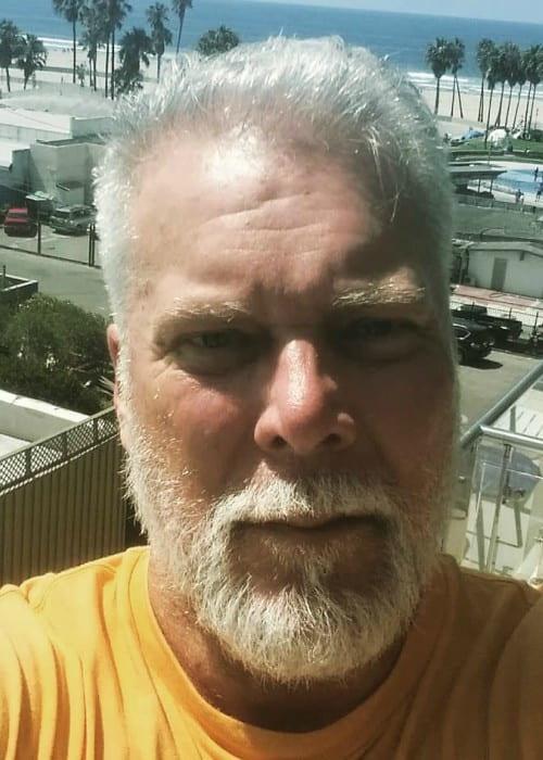 Kevin Nash in an Instagram selfie as seen in August 2019