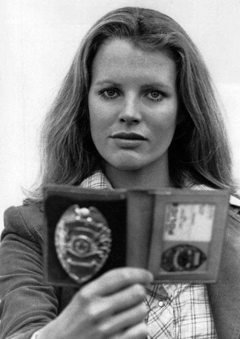 Kim Basinger as seen in 1977