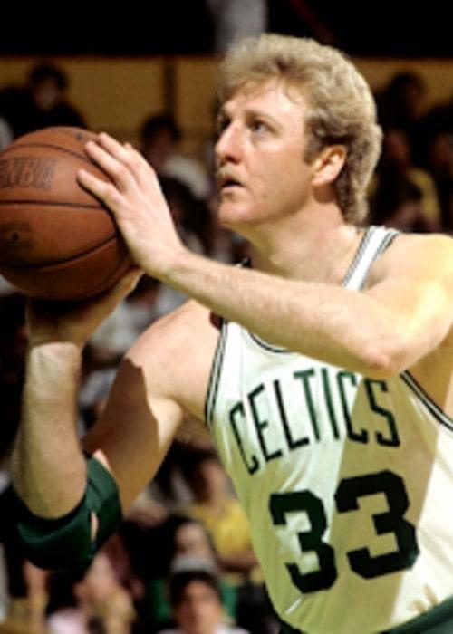 Larry Bird in 1985