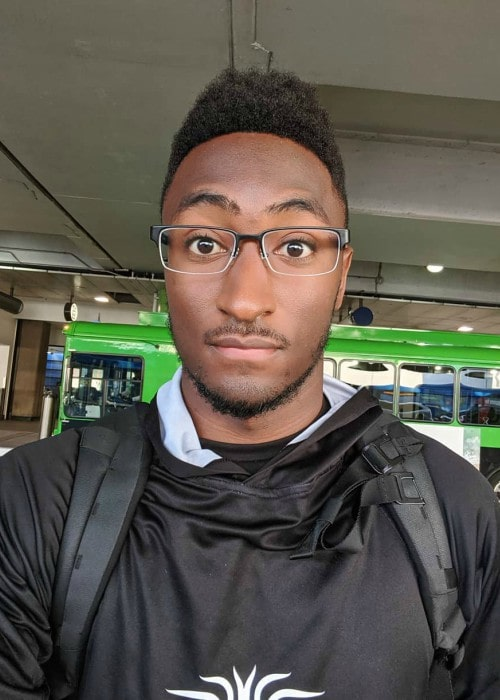 Marques Brownlee as seen in November 2019