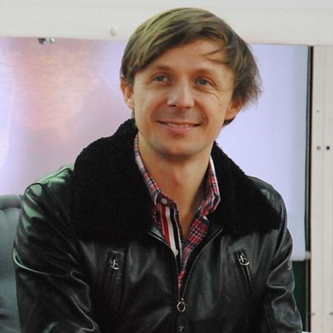 Martin Solveig as seen in December 2012
