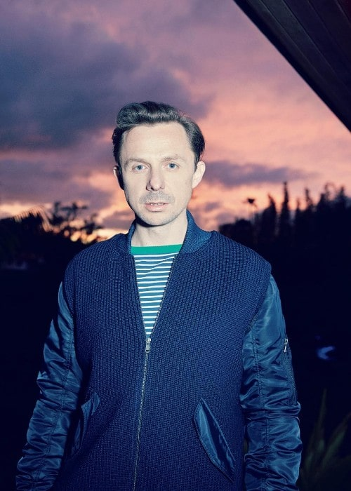 Martin Solveig as seen in March 2018