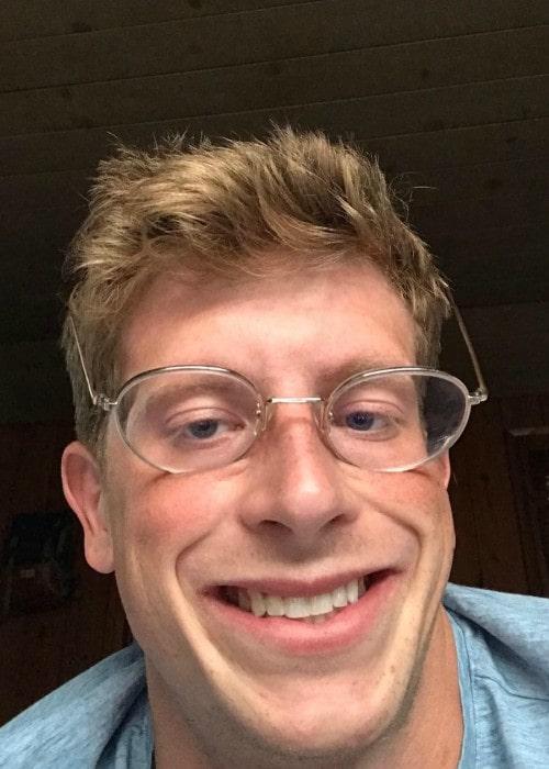 Matt King in an Instagram selfie as seen in December 2017