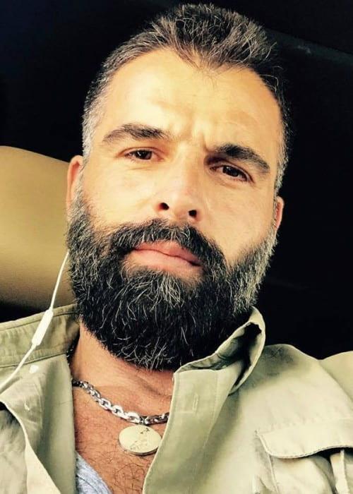Mehmet Akif Alakurt in a selfie as seen in June 2017