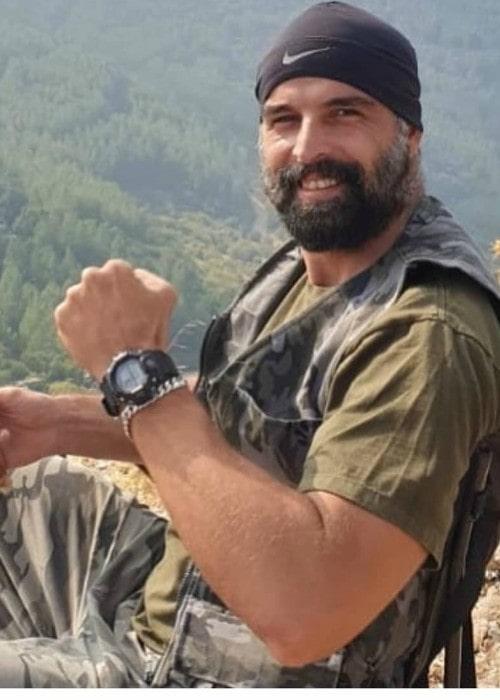 Mehmet Akif Alakurt in an Instagram post as seen in October 2019