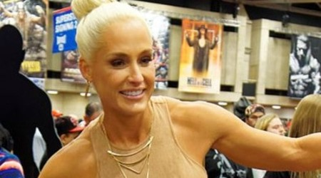 Michelle McCool Height, Weight, Age, Body Statistics