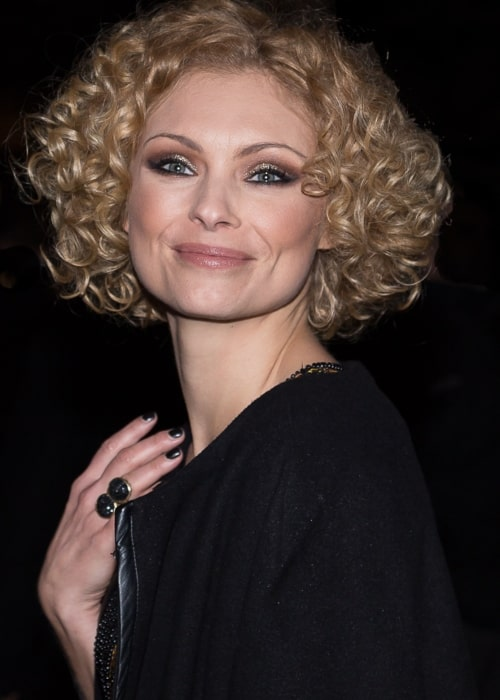 MyAnna Buring as seen in a picture that was taken in 2014 at the 17th Moët British Independent Film Awards