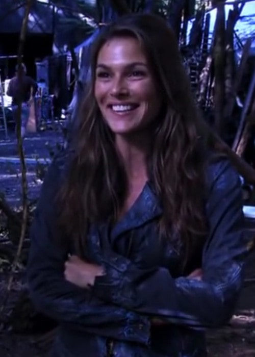 Paige Turco during an interview in January 2015
