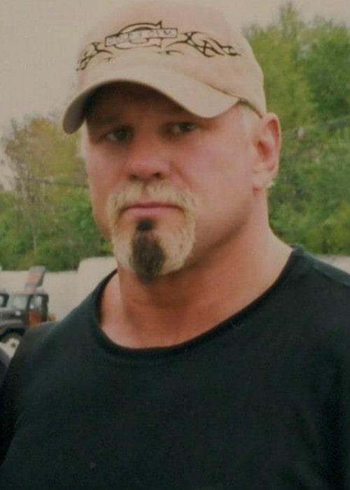 Popular wrestler Scott Steiner