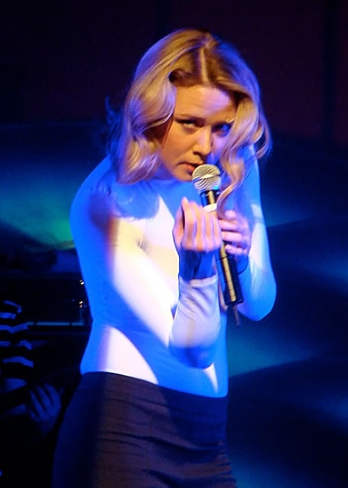 Róisín Murphy as seen while performing during an event in November 2007