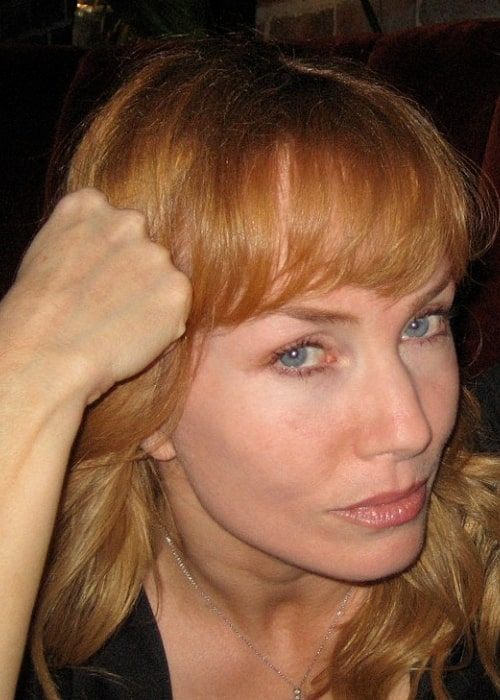 Rebecca De Mornay as seen in May 2006