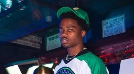 Roddy Ricch Height, Weight, Age, Body Statistics