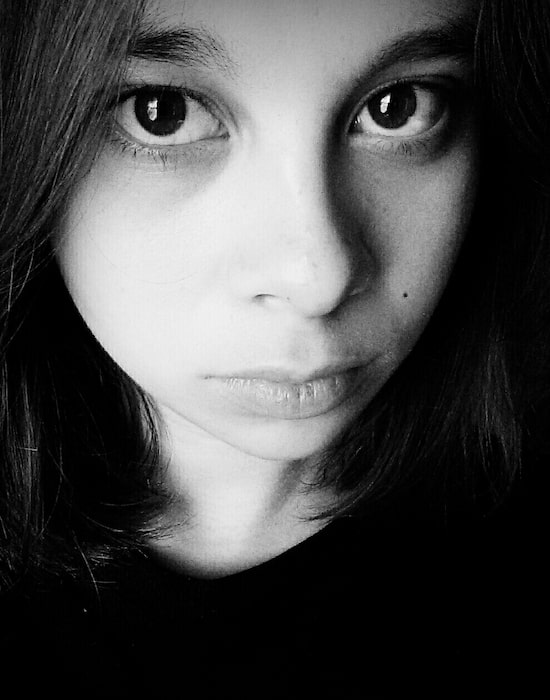 Roxanne Noay Dorigo in a photo taken in 2015