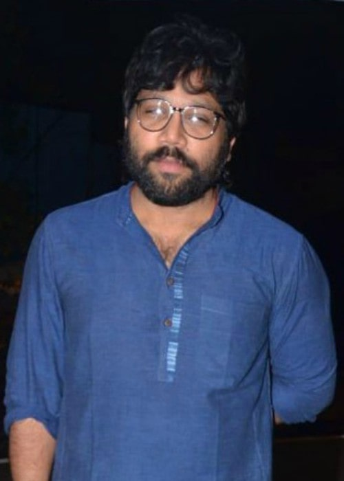 Sandeep Reddy Vanga at the success party of his directorial Kabir Singh in July 2019