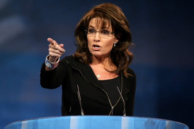 Sarah Palin at the 2013 Conservative Political Action Conference