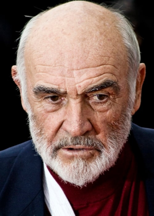 Sean Connery as seen in a picture taken at the 2008 Edinburgh International Film Festival on June 20, 2008