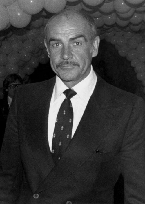 Sean Connery as seen in a picture taken at the premiere of Seems Like Old Times on December 10, 1980