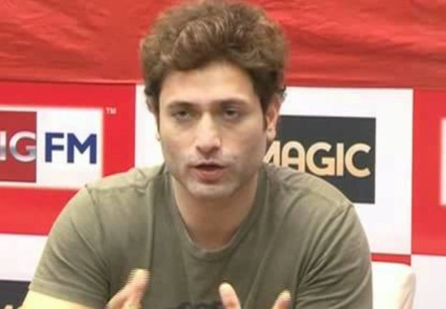 Shiney Ahuja as seen in December 2011