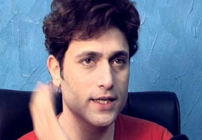 Shiney Ahuja during an interview as seen in December 2011
