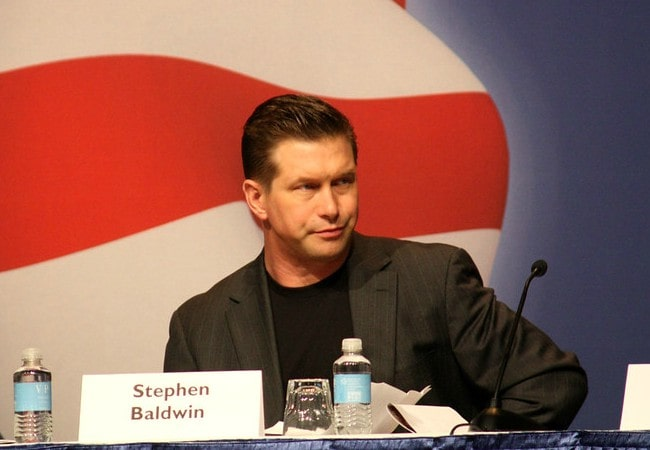 Stephen Baldwin at CPAC in February 2010